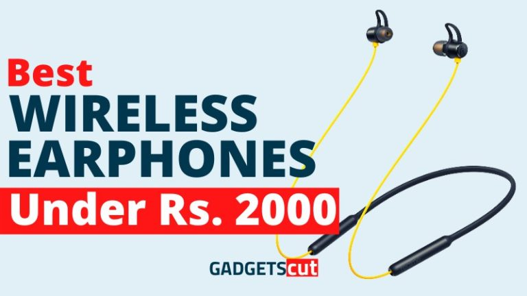 Read more about the article Best Wireless Earphones under 2000 Rs. in India – Reviews 2021
