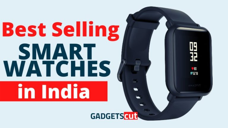 Read more about the article Top Best Selling Smartwatch in India 2021