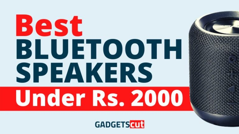 Best Bluetooth Speakers under 2000 Rs In India – Reviews 2020