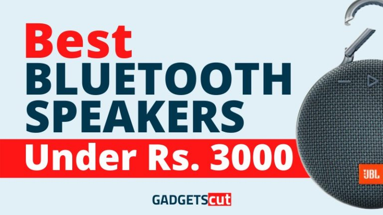 Read more about the article Best Bluetooth Speakers under 3000 Rs in India – Reviews 2021