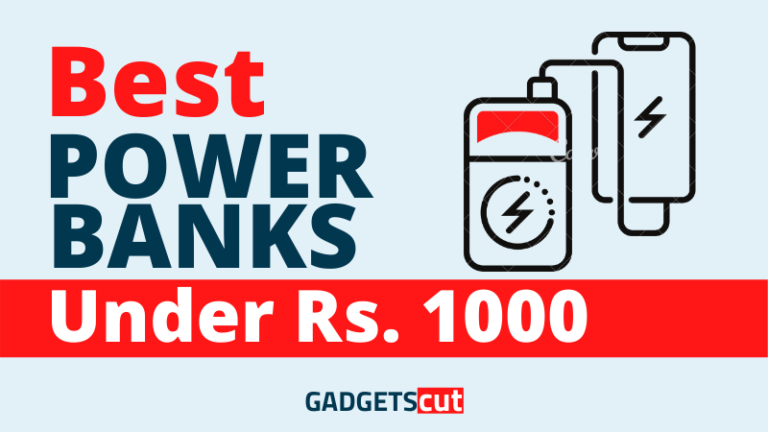 Read more about the article Best Power Banks under 1000 Rs. in India – Reviews 2021 September