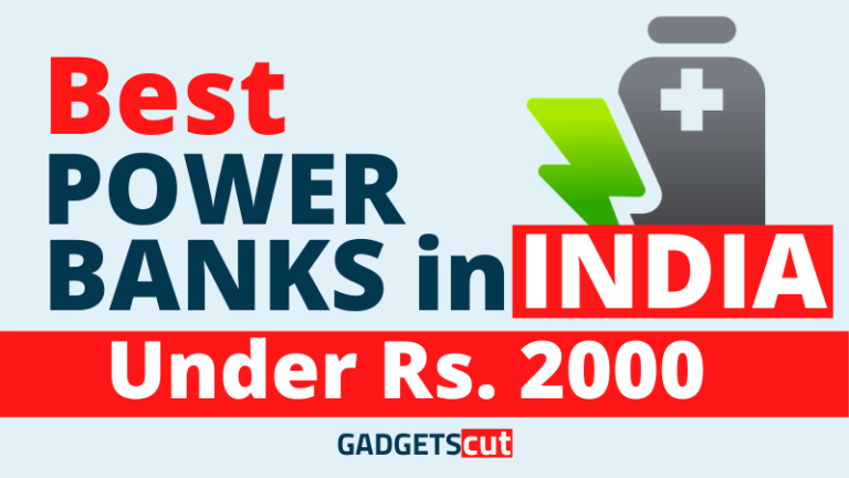 Best Power Banks in India under Rs. 2000 – Reviews 2020